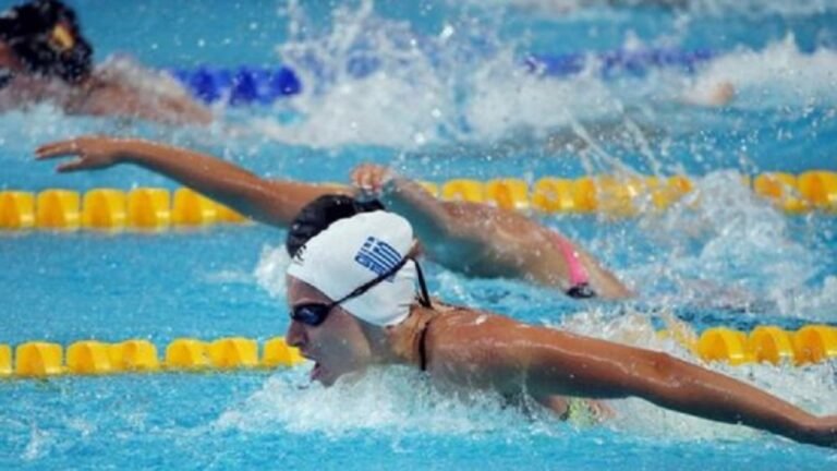 Παγκόσμιο πρωτάθλημα κολύμβησης: Με τρεις στη Κίνα