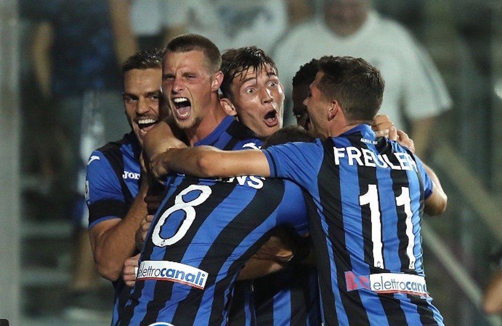 Η Αταλάντα διέλυσε με 4-0 την Φροζινόνε