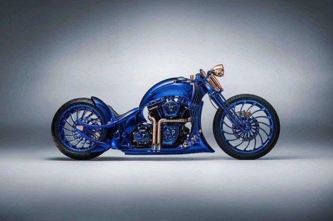 Αυτή είναι η πιο ακριβή μοτοσυκλέτα στον κόσμο (pics/vid)