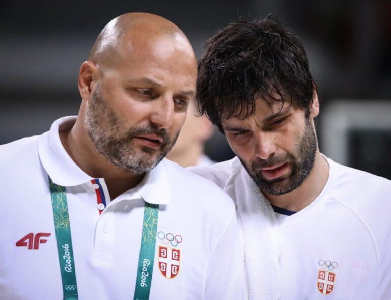 Τζόρτζεβιτς: «Να δούμε αν θα παίξουν Τεόντοσιτς και Μαριάνοβιτς»