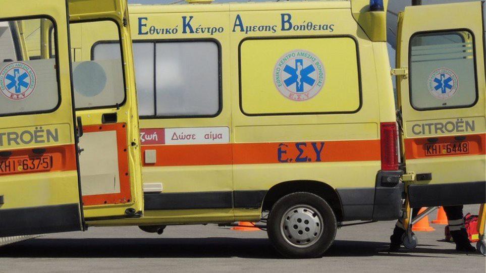 Θεσσαλονίκη: Τουριστικό λεωφορείο συγκρούστηκε με αυτοκίνητο
