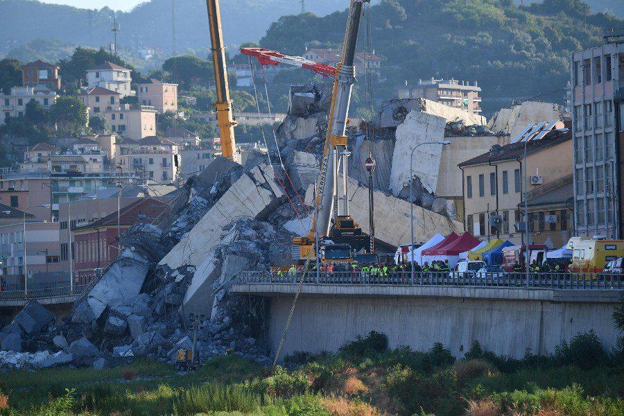 Γένοβα: Στους 41 οι νεκροί