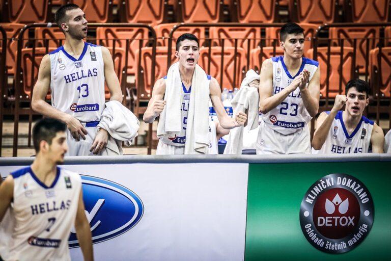 Κόντρα στους Κροάτες η Εθνική Παίδων