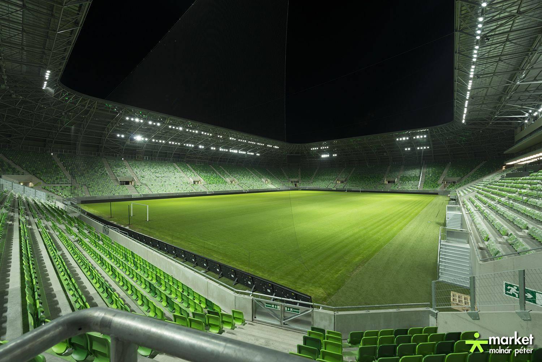 «Ξετίναξαν» την Groupama Arena οι άνθρωποι της ΑΕΚ