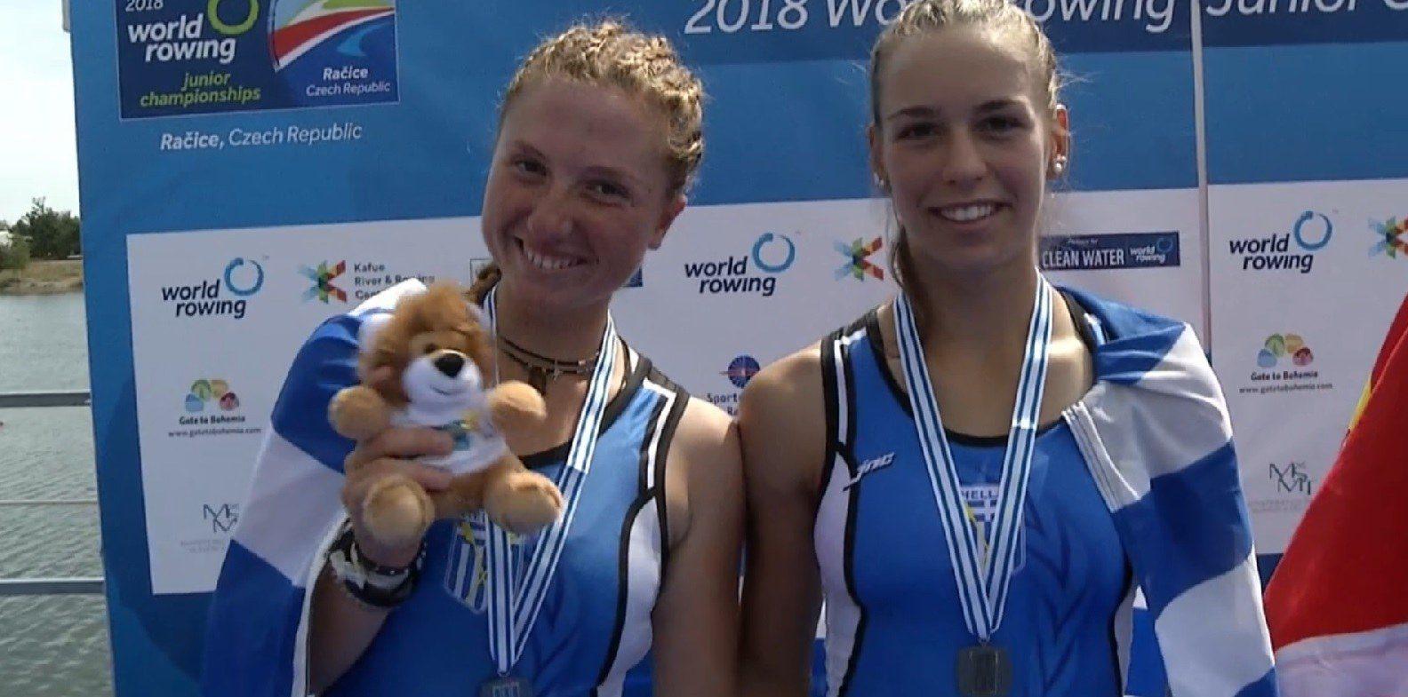 Δύο ακόμη μετάλλια τα ελληνικά κουπιά!