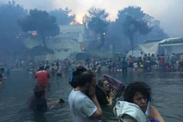 Φονικές Πυρκαγιές: Συγγενείς των θυμάτων κατέθεσαν μήνυση κατά Δούρου, Ψινάκη & Καπάκη