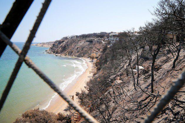 Φονική πυρκαγιά στο Μάτι: Στους 90 οι νεκροί