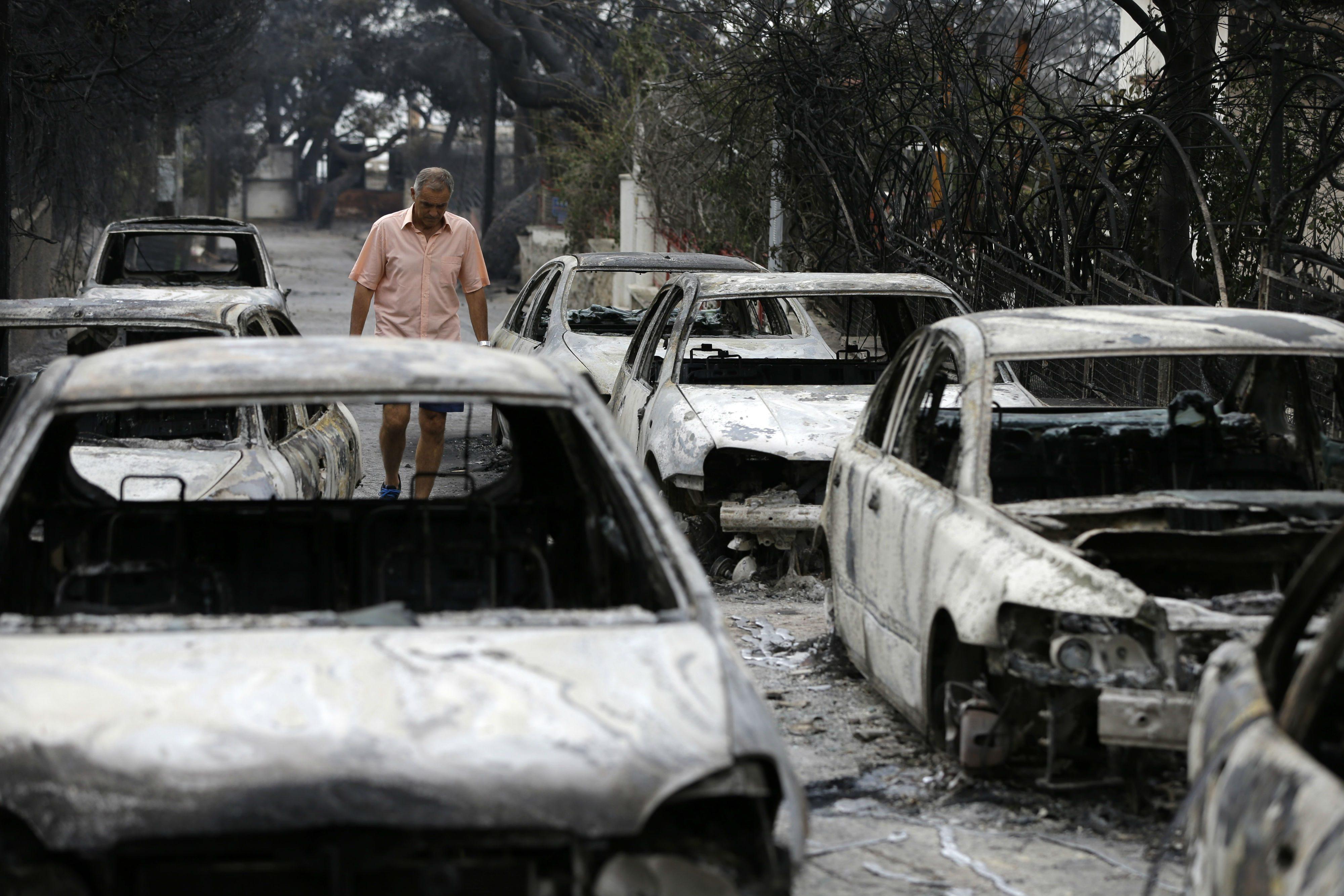 100.000 δολάρια από τον Ερυθρό Σταυρό της Κίνας για τους πυρόπληκτους