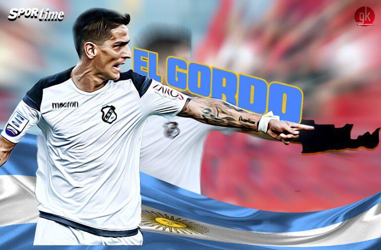 Ο «El Gordo» θα τρελάνει το Ηράκλειο! (pics+vids)