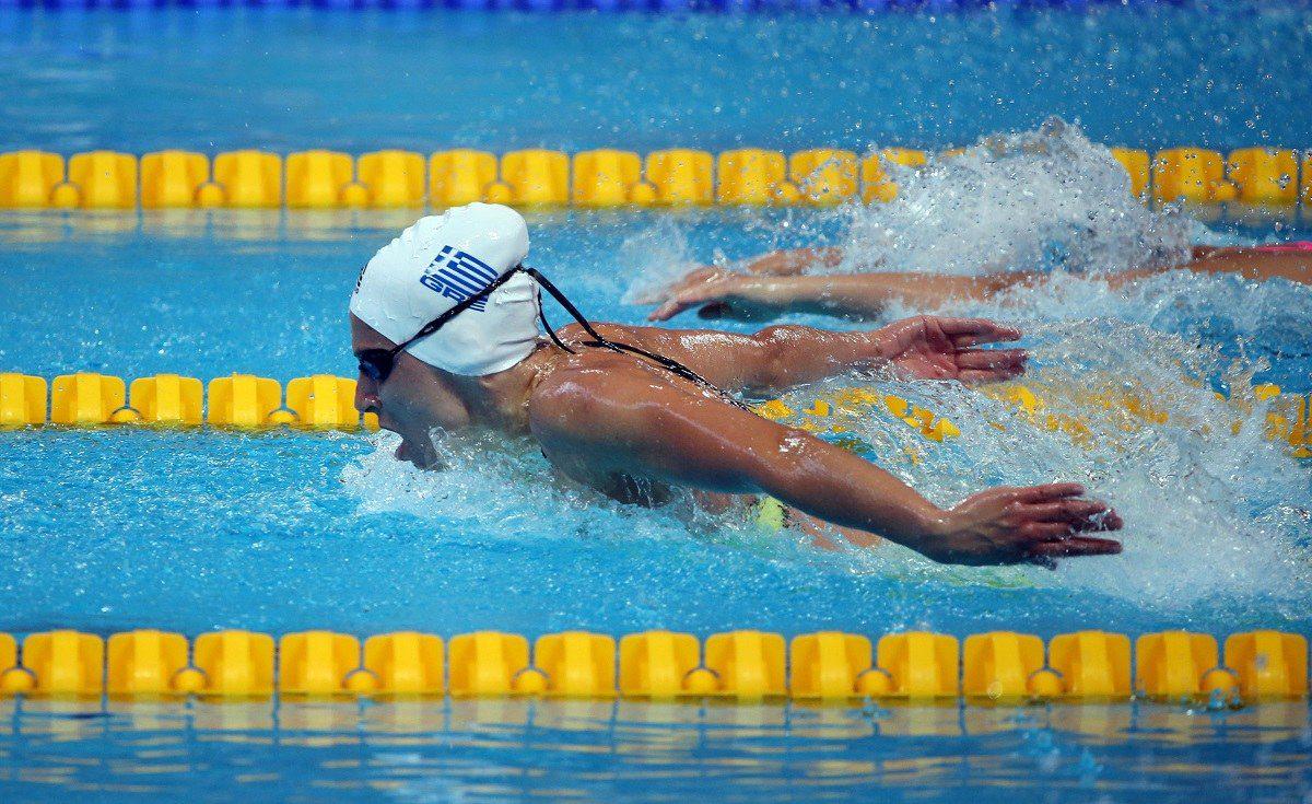 Αλλάζει το ρεκόρ της Ντουντουνάκη: Υπεργκάφα της LEN στη χρονομέτρηση!