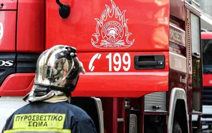 Χαλκιδική: Πυρκαγιά σε δασική έκταση στη Σιθωνία - Sportime.GR