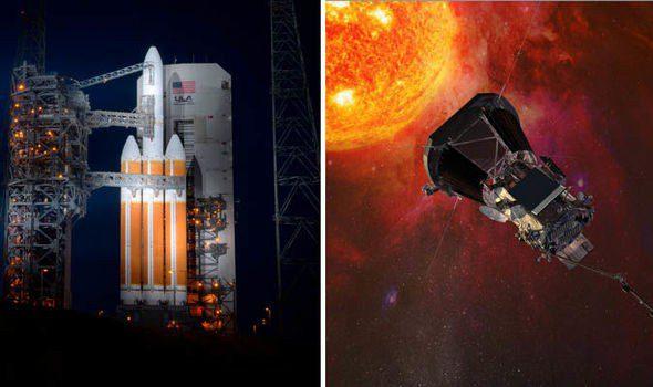 Εκτοξεύθηκε ο δορυφόρος που θα φτάσει τον Ήλιο (vid)