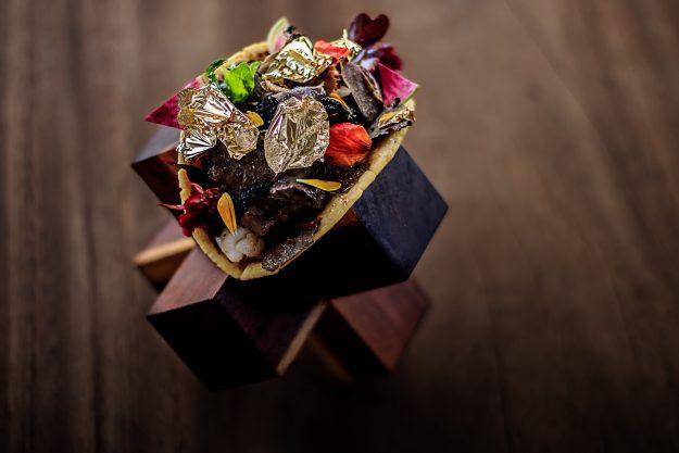 Μεξικάνικο street food  φτιαγμένο… από χρυσό (pics/vid)