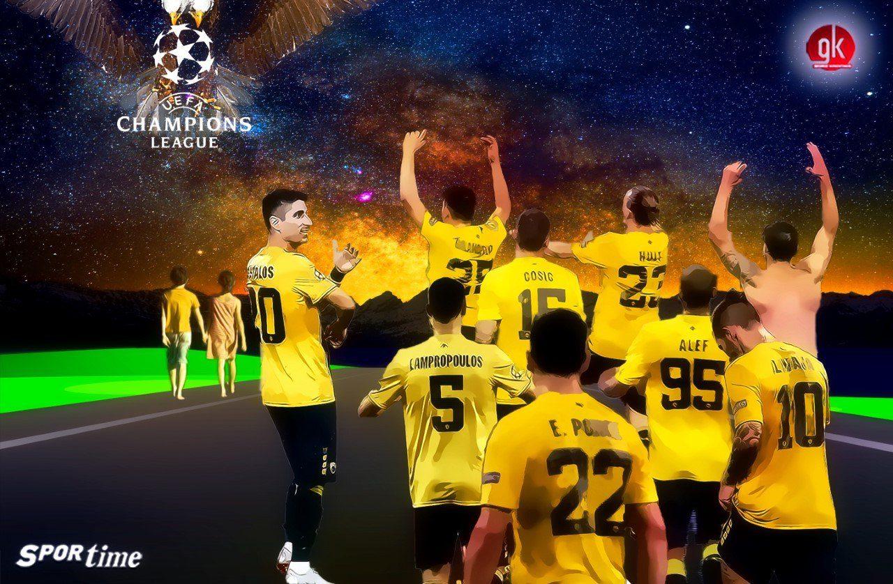 ΑΕΚ: Ποδοσφαιρικά… βραβεία 2018