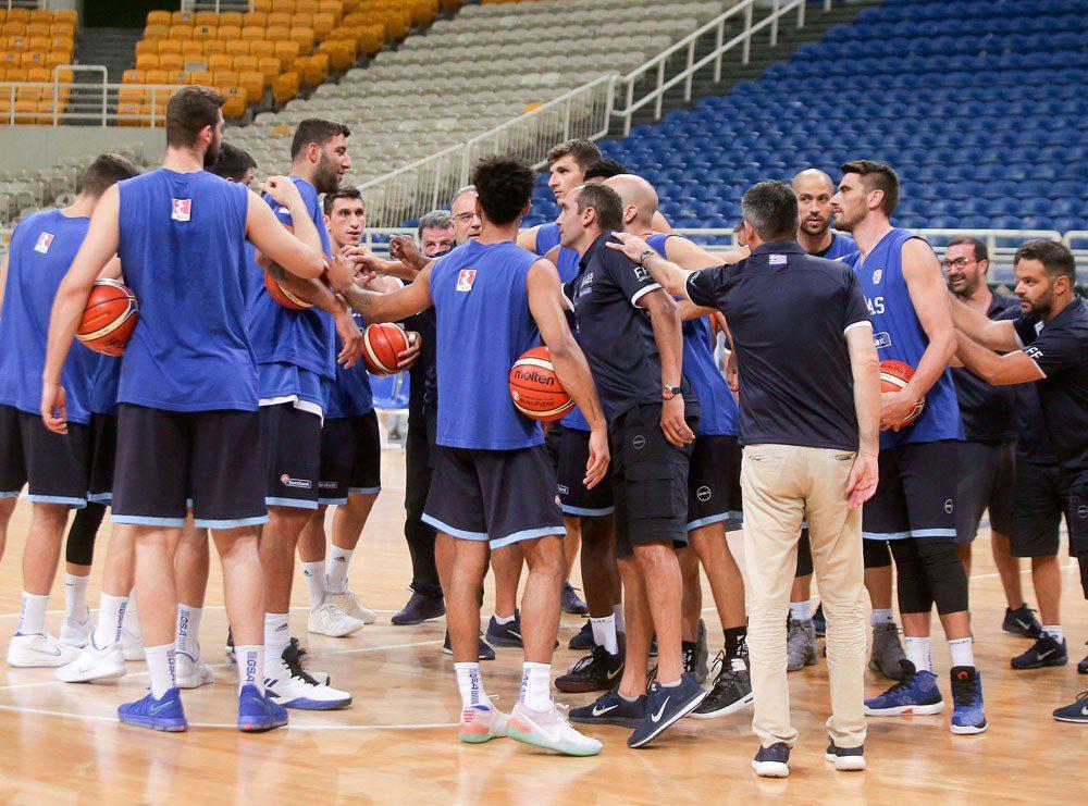 Μαυροβούνιο – Ελλάδα LIVE