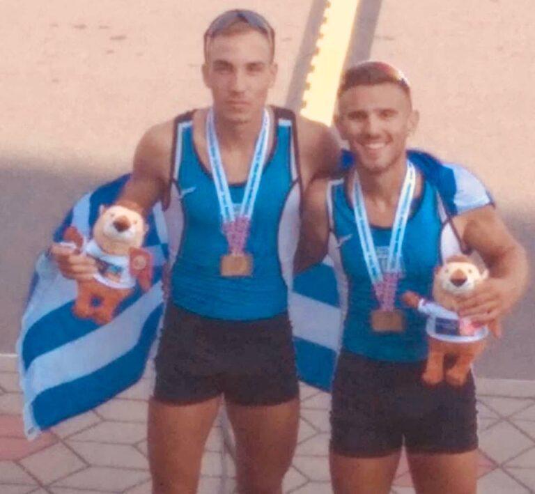 Ευρωπαϊκό Πρωτάθλημα κωπηλασίας: Κι άλλο χρυσό από τους Παπακωνσταντίνου – Μαρόκο [vid]