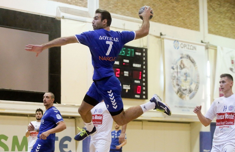 Handball Premier: Aρχή με 30 ο Δούκας, νίκες για Αερωπό και Φίλιππο