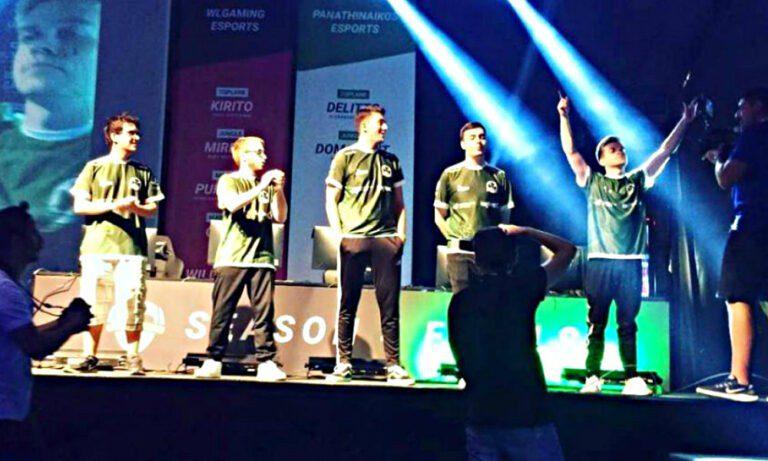 Πρωταθλητής στα eSports ο Παναθηναϊκός
