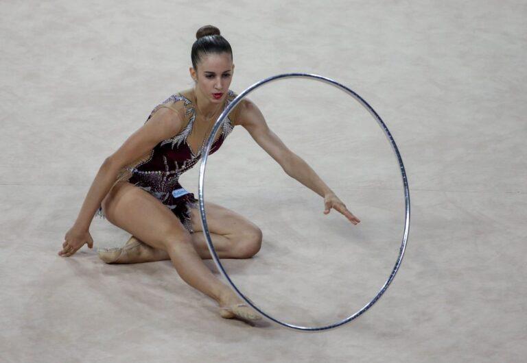 Παγκόσμιο Πρωτάθλημα ρυθμικής γυμναστικής: Ενατη προς το παρόν η Ελένη Κελαϊδίτη