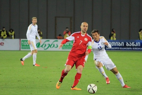 "Nations League: Εύκολα η Γεωργία, την ""πάτησε"" η Λετονία (vid)"