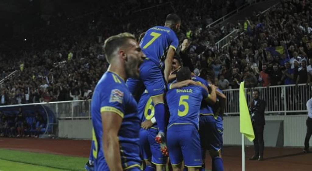 Nations League: Πρώτη νίκη στην ιστορία του το Κόσοβο