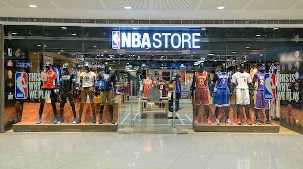 Ανοίγει NBA store στην Ευρώπη