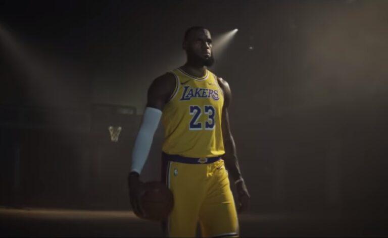 Το φοβερό τρέιλερ του NBA2K19 με τον ΛεΜπρόν (vid)