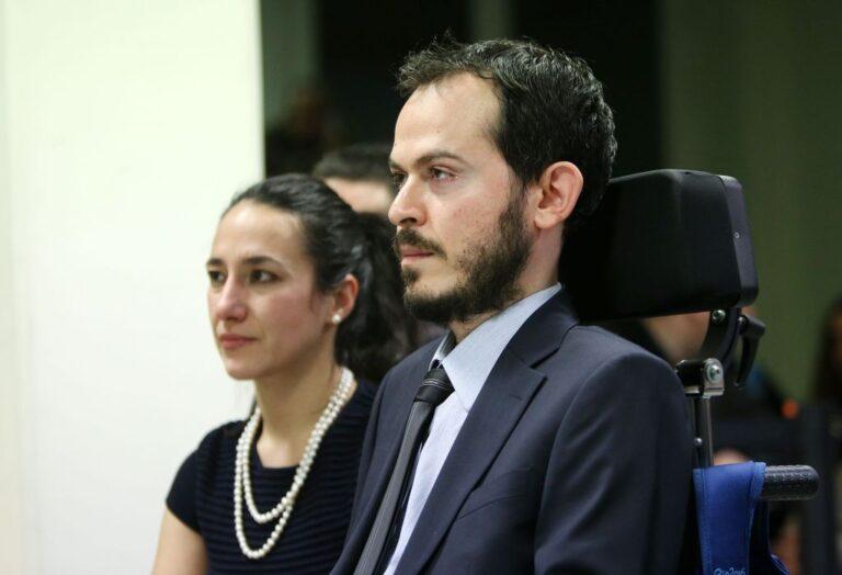 Υποψήφιος αθλητής του μήνα ο Γρηγόρης Πολυχρονίδης