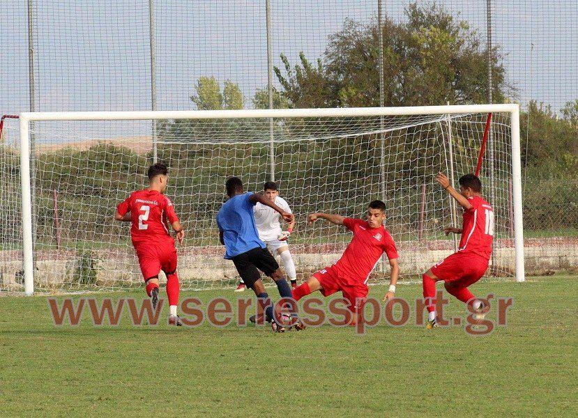 Επτά γκολ ο Πανσερραϊκός - Sportime.GR