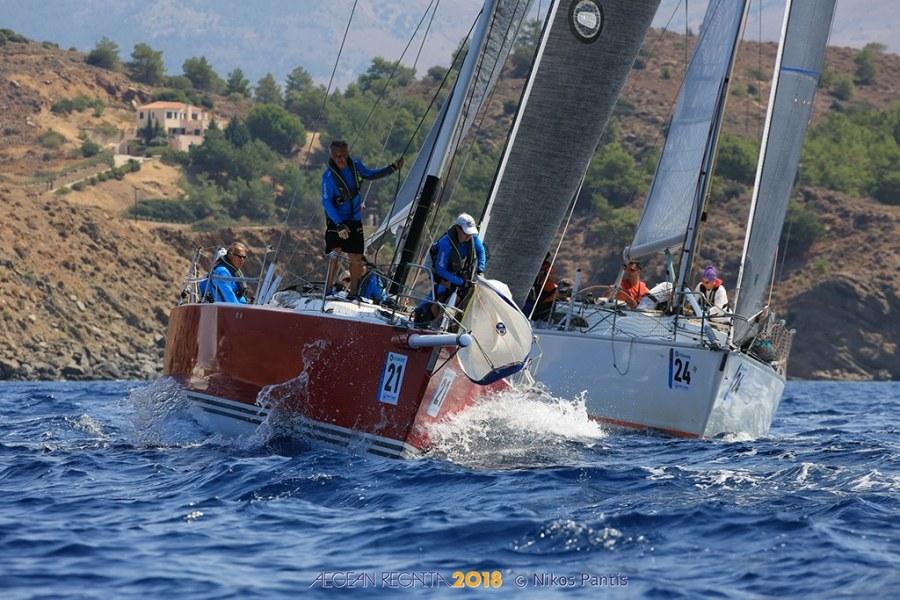 Aegean Regatta: Ένα ακόμα μαγικό ταξίδι στο Αιγαίο ολοκληρώθηκε
