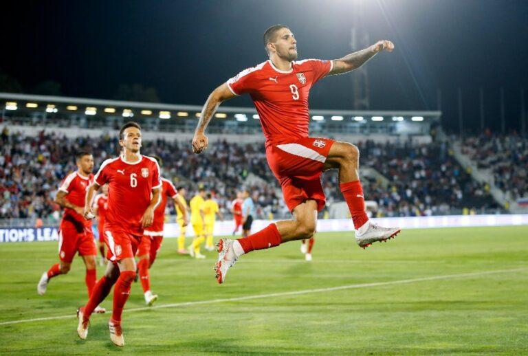 Nations League: Χωρίς νικητή το ντέρμπι στη Σερβία (vid)