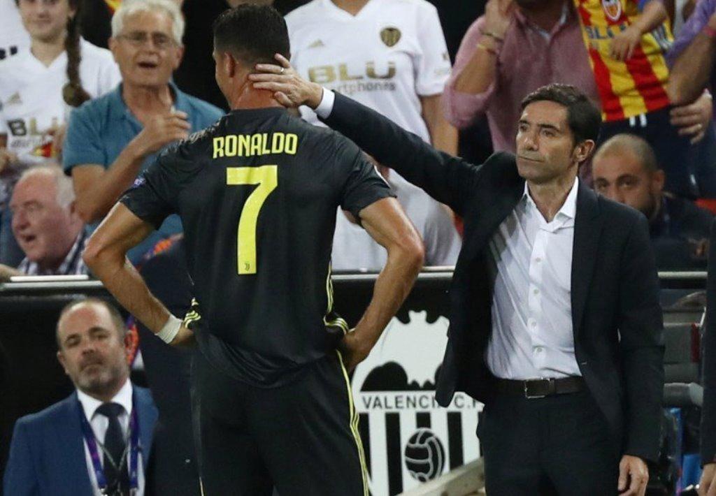 Μαρσελίνο: «Ο Ρονάλντο έλεγε ότι δεν είχε κάνει κάτι λάθος»