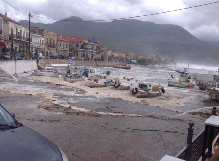 «Είναι η βροχή από τον 'Ζορμπά' ή σας φτύνουν όλοι οι Έλληνες;»