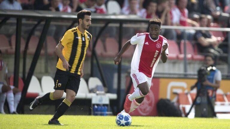Κ19: Βαριά ήττα της ΑΕΚ με 6-0 από τον Άγιαξ (vids)