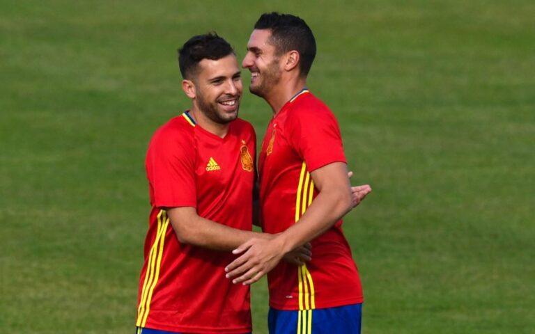 Ο Ζόρντι Άλμπα επιστρέφει στην εθνική Ισπανίας