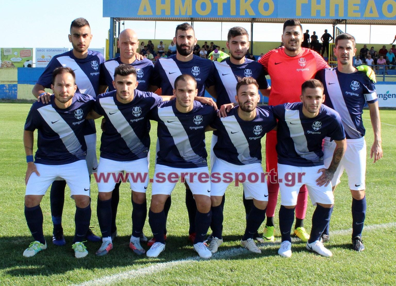 Η αποστολή του Απόλλωνα Παραλιμνίου για το κύπελλο Ελλάδας - Sportime.GR