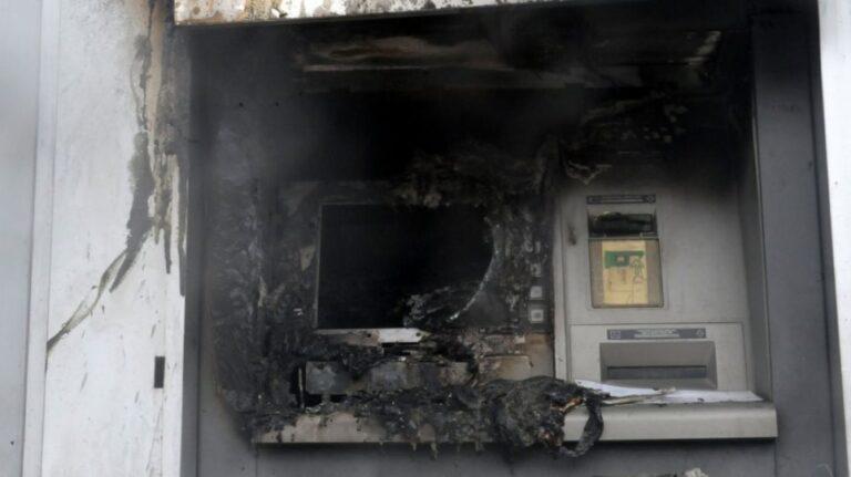 Βύρωνας: Έκρηξη σε ΑΤΜ (vid)
