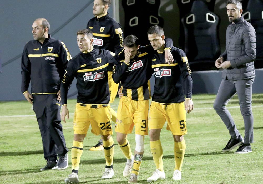 Άλλη Εντελώς Κατάσταση. Ο Γιάννης Χωριανόπουλος γράφει για τη νίκη της ΑΕΚ στην Κρήτη και τον Λόπες