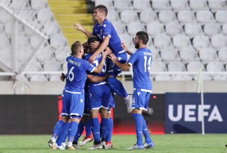Nations League: Με ανατροπή η Κύπρος (vid)