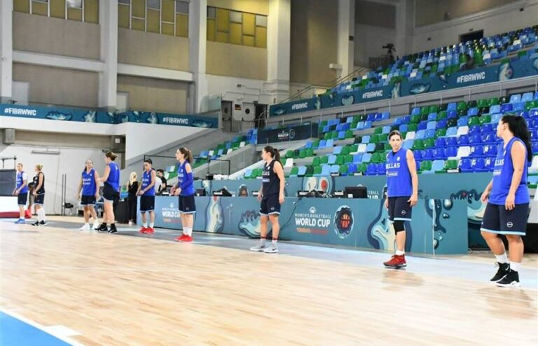 Προπονήσεις στην Τενερίφη για Εθνική μπάσκετ γυναικών (pics)