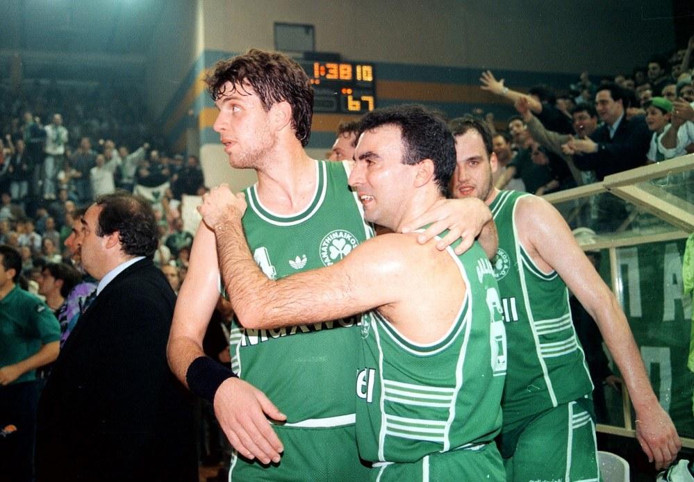 Έτσι άρχισε το επαγγελματικό μπάσκετ στην Ελλάδα (pic/vids)