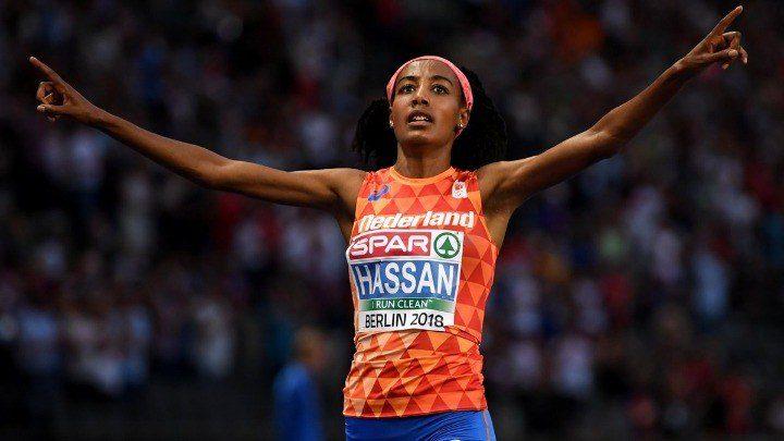 Ρεκόρ Ευρώπης η Σιφάν Χασάν