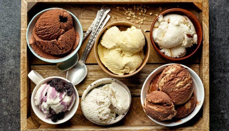 Το παγωτό που μοιάζει με τσίχλα (vid)
