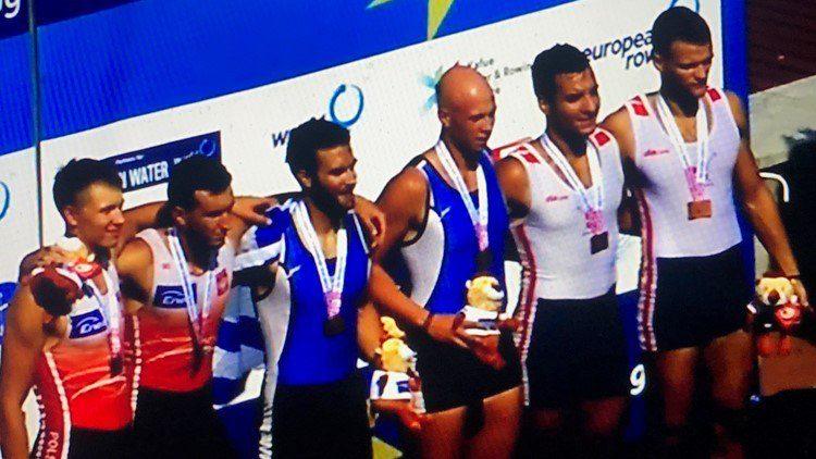 Ευρωπαϊκό Πρωτάθλημα κωπηλασίας: Ελληνικός θρίαμβος με πέντε χρυσά, ένα αργυρό και ένα χάλκινο!