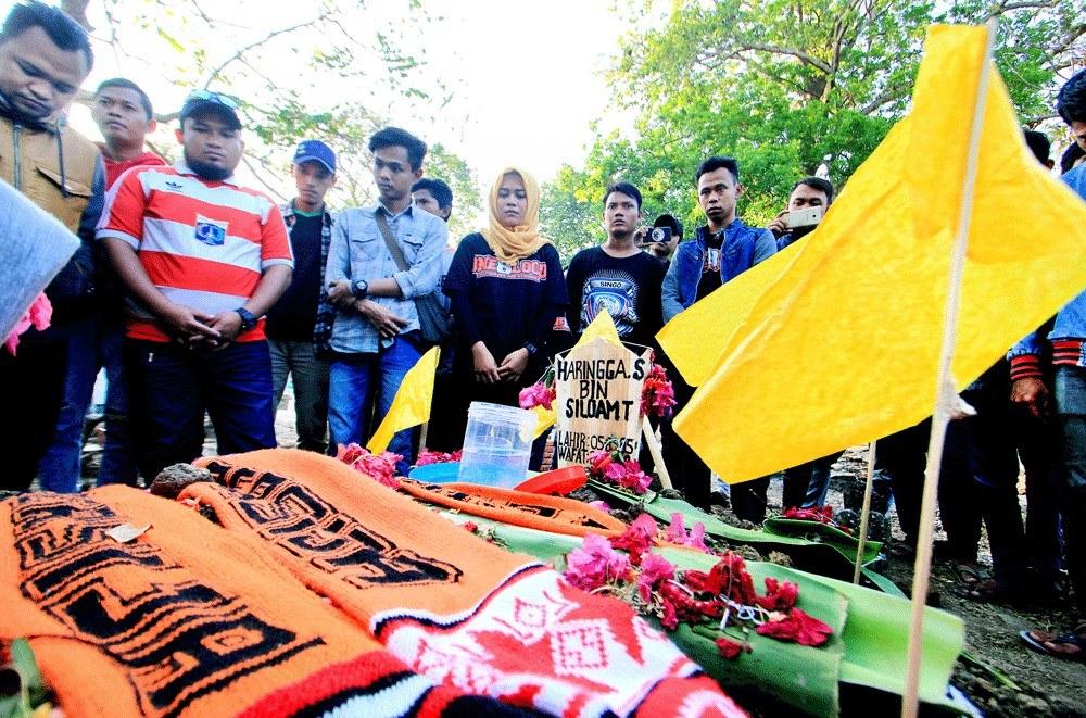Διακοπή στο πρωτάθλημα Ινδονησίας, μετά το θάνατο οπαδού
