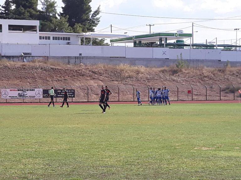 Κύπελλο Ελλάδας: Πρόκριση για Ηρόδοτο, 3-1 τον Κιθαιρώνα Καπαρελλίου