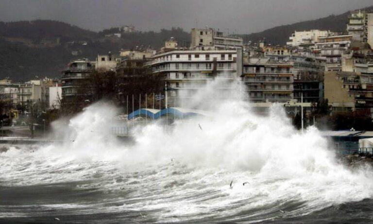 Μεσογειακός κυκλώνας: Αγνοείται ζευγάρι ηλικιωμένων στην Εύβοια