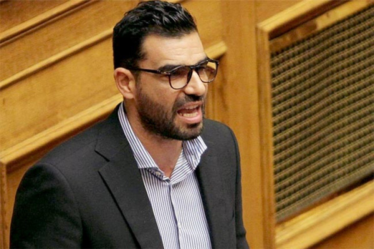 Θύμα ξυλοδαρμού ο βουλευτής του ΣΥΡΙΖΑ, Πέτρος Κωνσταντινέας