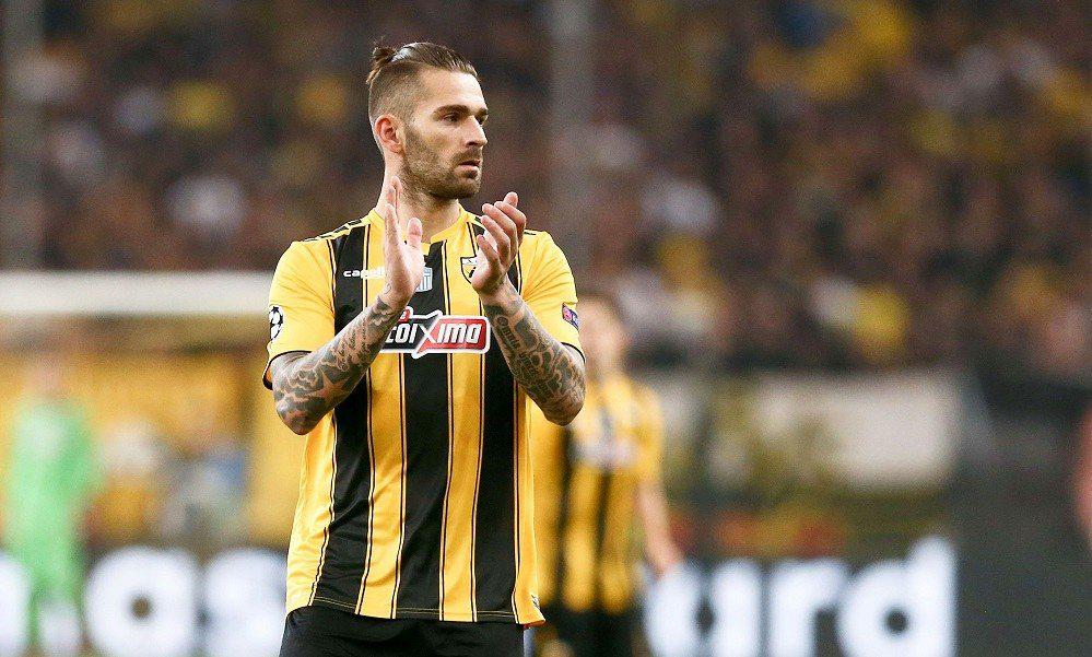"""Άντε Ράιτσιτς: """"Αίσθηση του γκολ και αντίληψη από μικρός ο Λιβάια"""""""