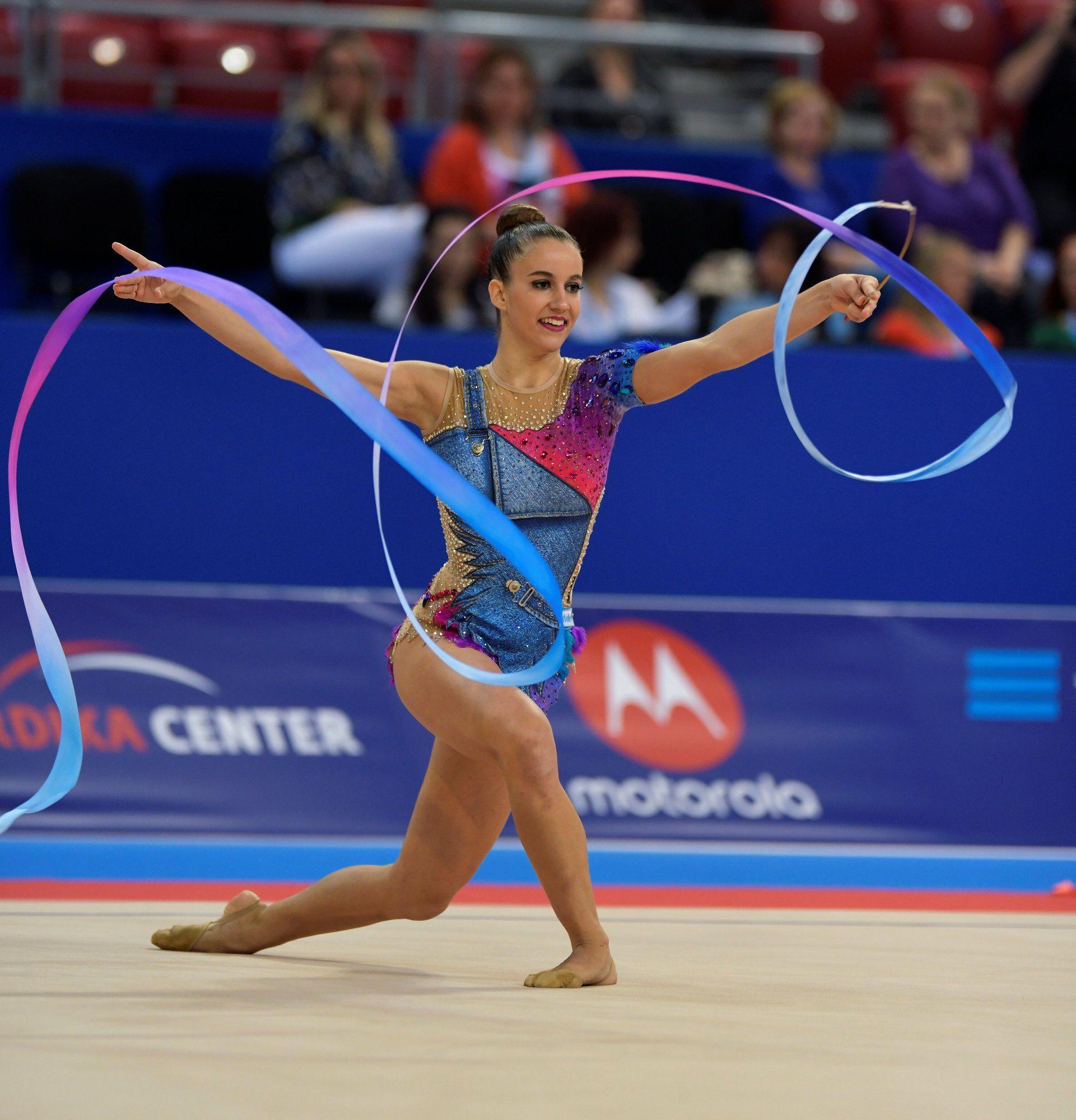 Υπέροχη η Ελένη Κελαϊδίτη στον τελικό